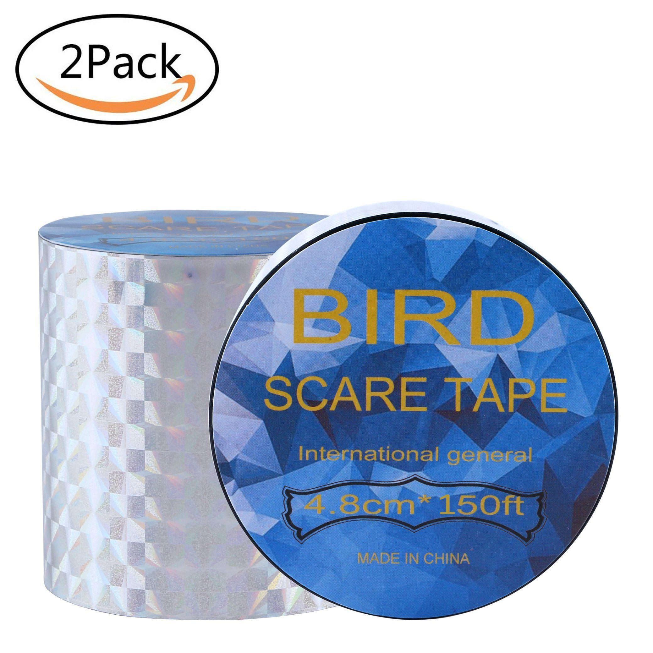 Bird Repellent Scare Tape Simple Banding equipment Double