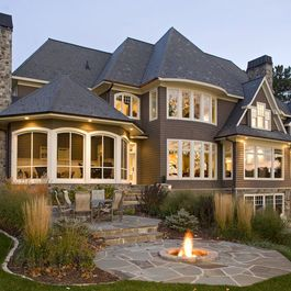 Exterior Design Ideas Pictures Remodel And Decor Traditional Exterior House Exterior Dream House