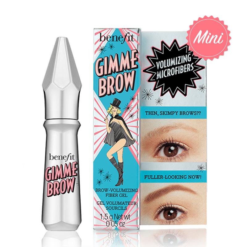 133694ba1da Benefit Gimme Brow Mini Shade 1.5g - Feelunique   Makeup / Skincare ...
