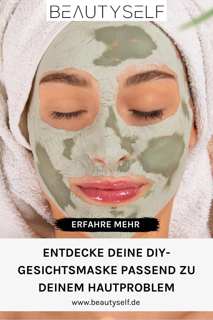 Entdecke deine DIY-Gesichtsmaske passend zu deinem Hautproblem Jetzt alles darüber erfahren und die besten Produkte bei BEAUTYSELF dafür shoppen! #hautpflege #gesichtspflege #gesicht #gesichtsma #gesichtspflege produkte mischhaut DIY Gesichtsmasken für jeden Hauttypen - Beautyself