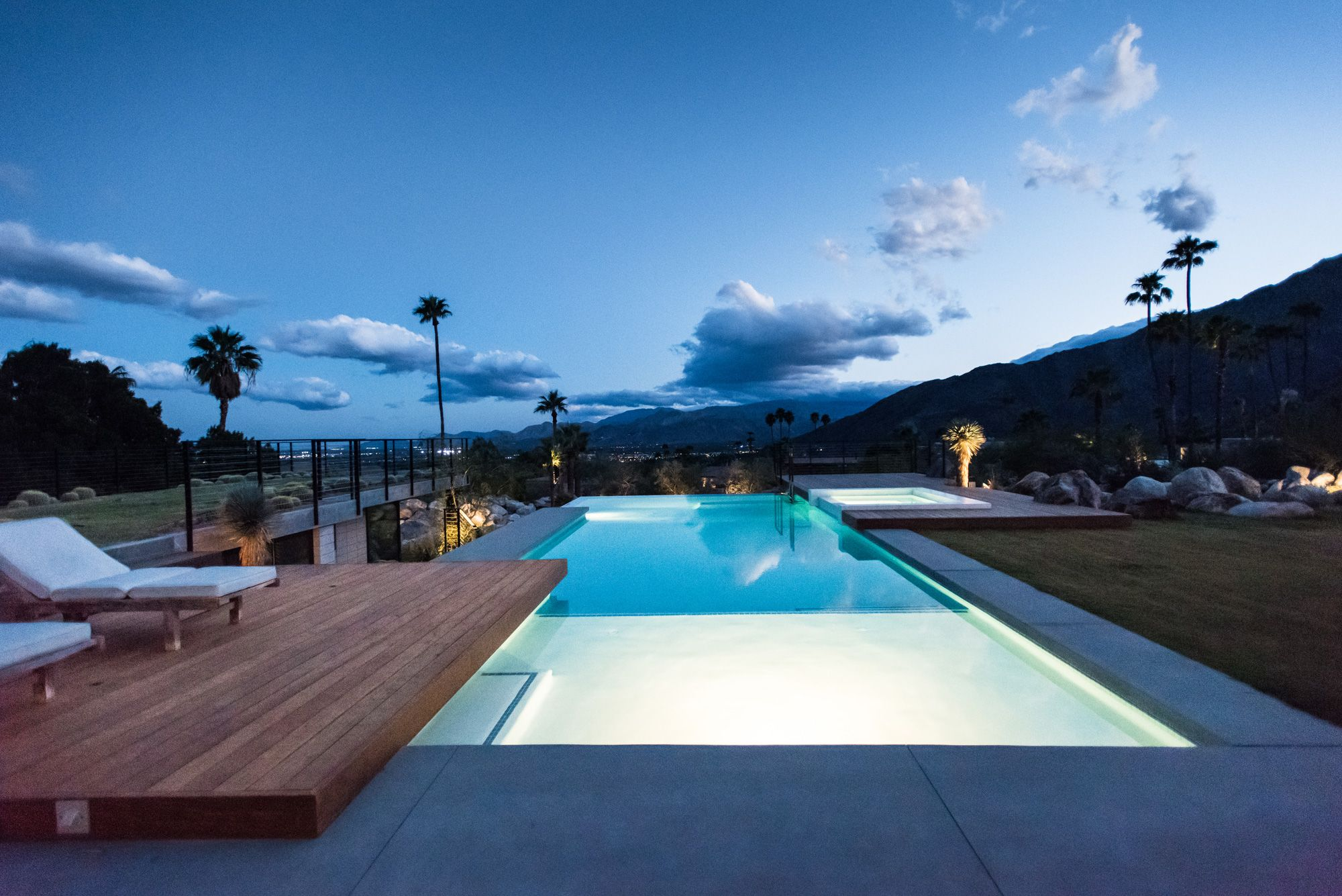 Pool - Schnabel Family Retreat - Studio Ar&D Architects