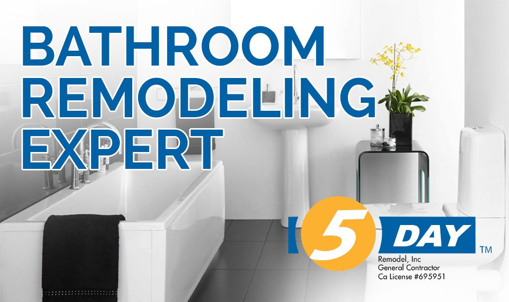 What can a bathroom remodeling expert do for you