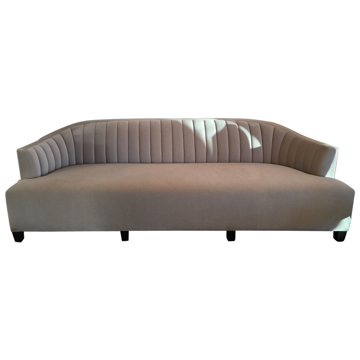 Michael Berman Limited Mariposa Sofa Front View available on Viyet