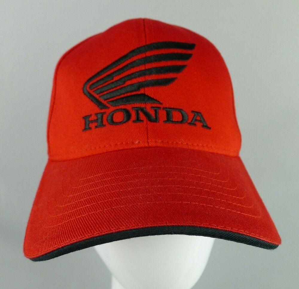 adidas Men/'s Retro Snapback Trucker Cap Embroidered Logo Red Black Orange
