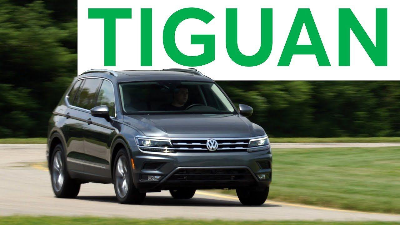 4k Review 2018 Volkswagen Tiguan Quick Drive Consumer Reports Volkswagen Small Suv Consumers