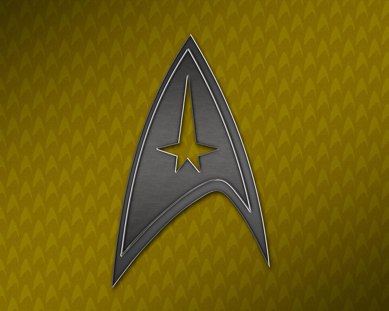 Star Trek Command Insignia By Wolverine080976iantart Star