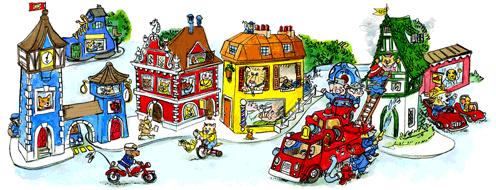 The Best Google Logos Of 2011 Best Google Doodles Google Doodles Richard Scarry