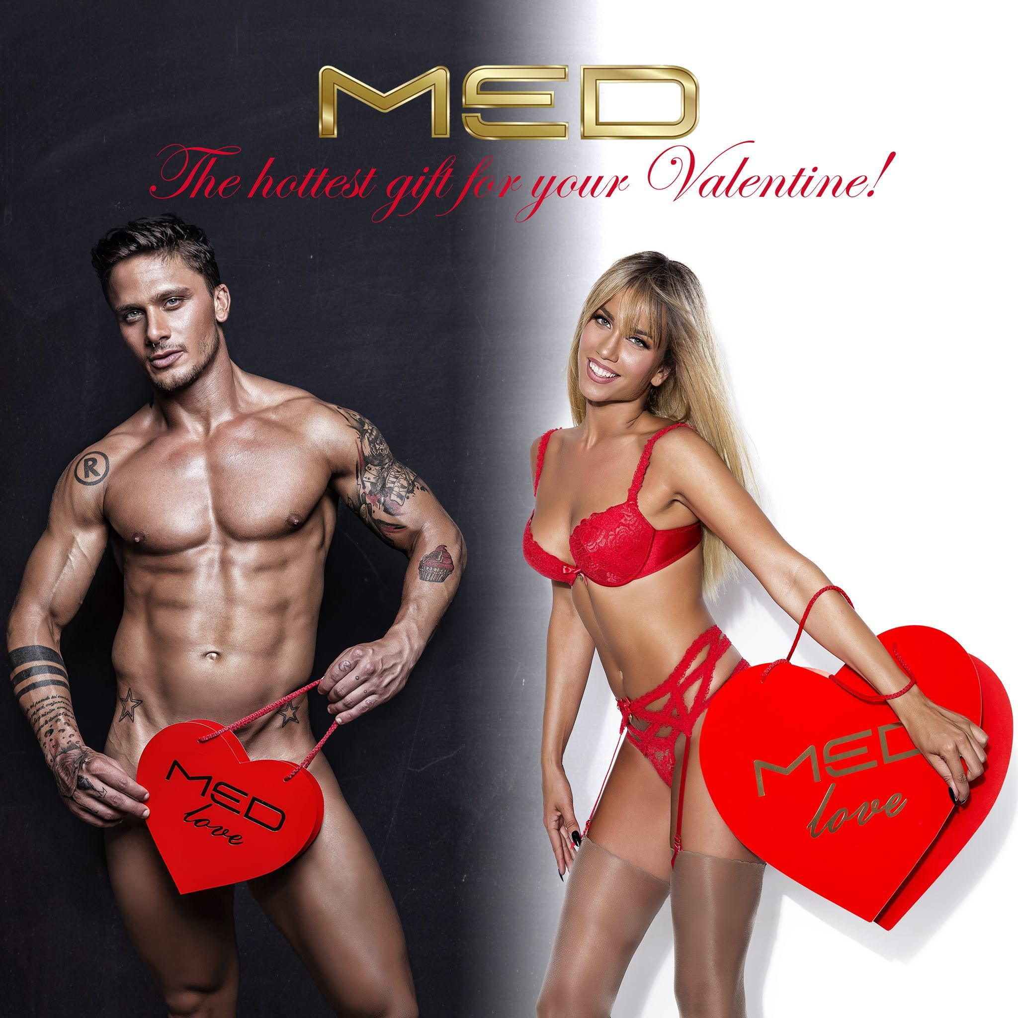 ceb93d4914f0 MED Underwear... The hottest gift for your Valentine!