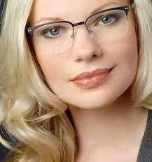 3d19dfa5cb23 Image result for semi-rimless glasses women | Glasses in 2019 ...