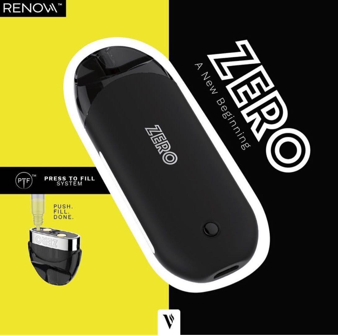 Vaporesso Renova Zero Pod System Kit 650mAh | Kit | Kit