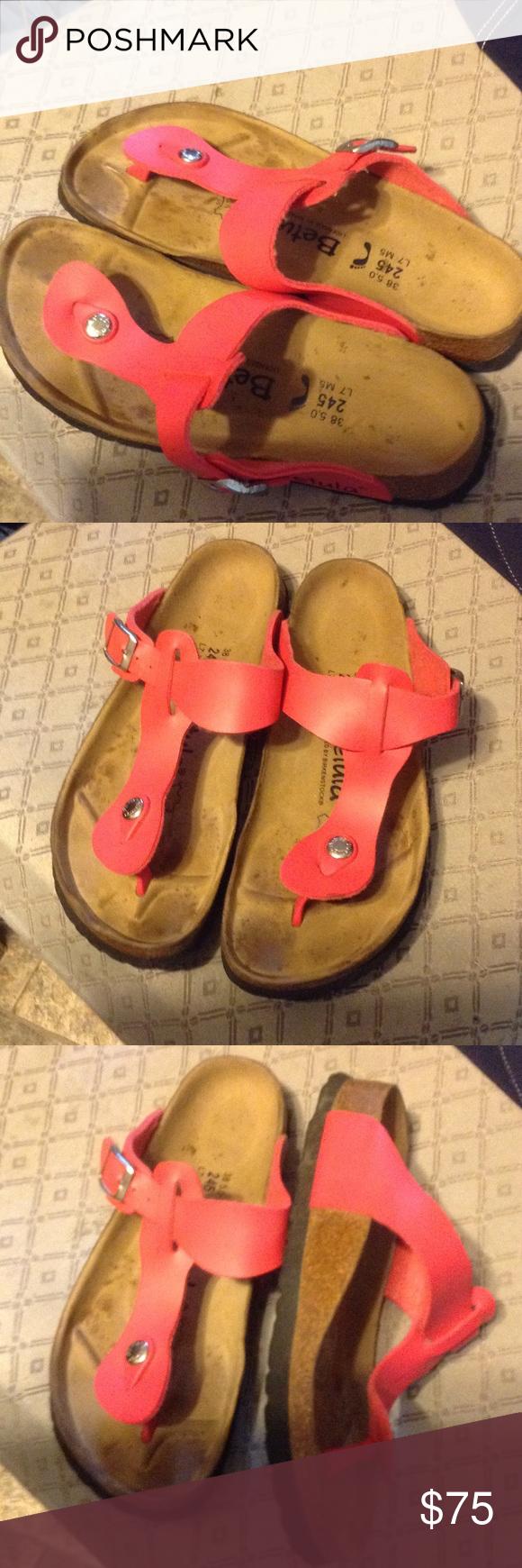 714b27f4e4ec Birkenstock sandals Like new