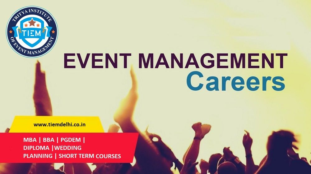 POST GRADUATE DIPLOMA IN EVENT MANAGEMENT PGDEM Apply Online