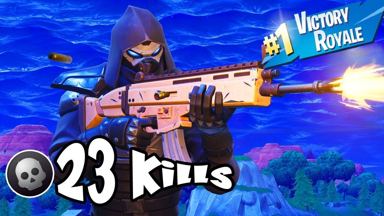 Faze replays action packed 23 kill win solo vs squads