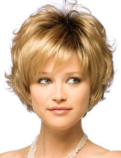 Ladies Hairstyles Endearing Sandie #wigs #hairstyles #wigshopping  Ladies Wigs Human Hair Wigs