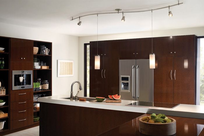 How to light a kitchen dining lighting island lighting and kitchens how to light a kitchen mozeypictures Choice Image