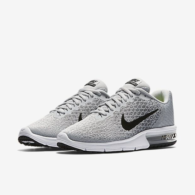 hot sale online e5f1c ffd90 Nike Air Max Sequent 2 Women s Running Shoe