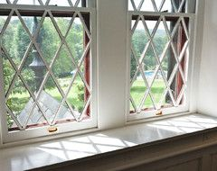 As The Real Deal Or A Decorative Grille Diamond Window Muntins Show Attention To Detail And Add Traditional Flair