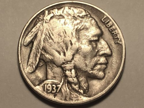 1937-D 3 Legged Buffalo Nickel  High Grade Full Horn   No Reserve Bid Now ! https://t.co/zLtmteKSKH https://t.co/dUcOi1WkHZ