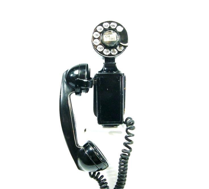 Vintage Wall Mount Telephone Russiaroublesilverinfo Vintage Wall Mount Telephone Retro Wall Phone Black Telephone Rotary Dial Rotary Dial Phone Phone Telephone