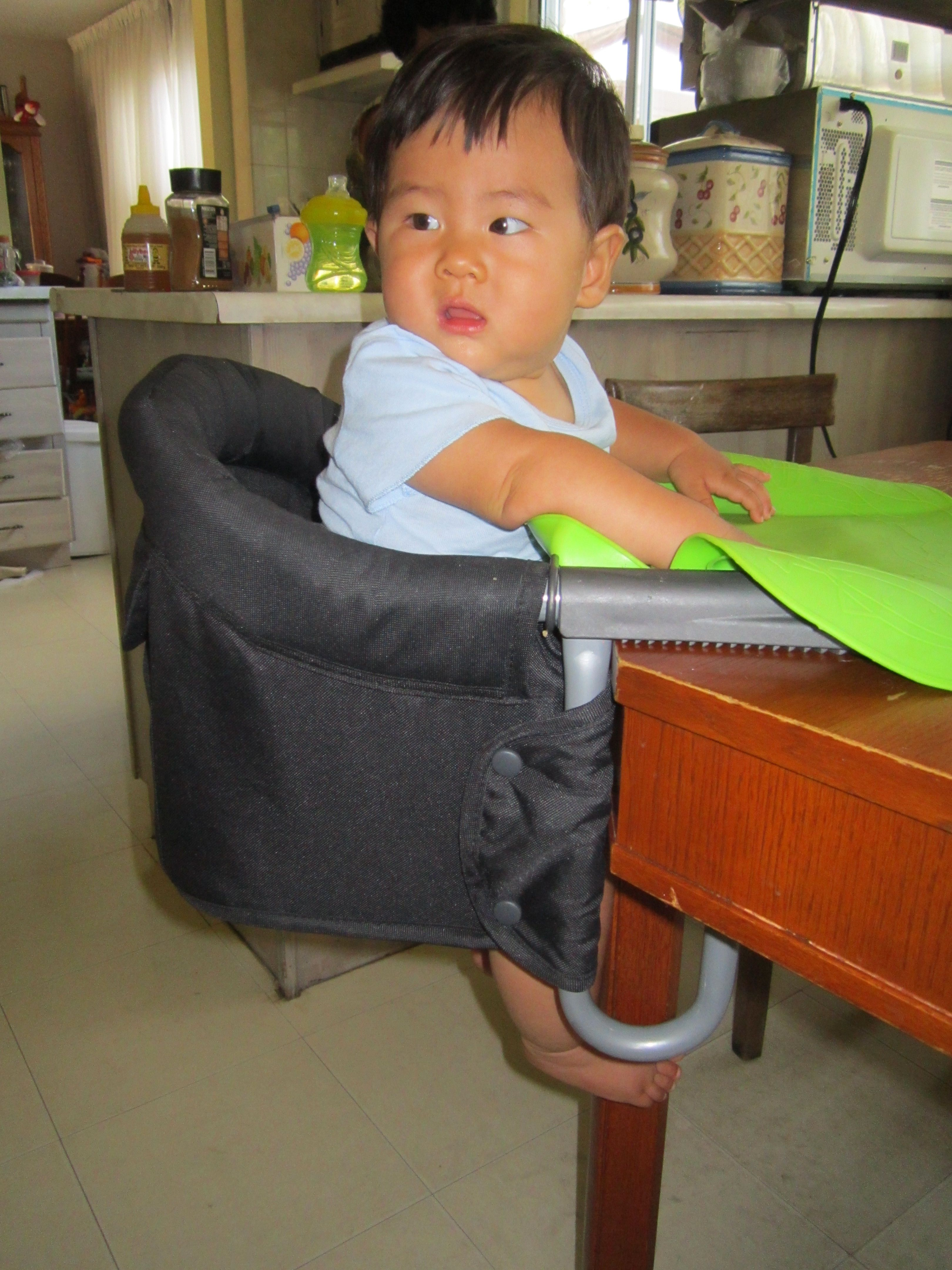 inglesina fast table chair i love this hook on high chair i use