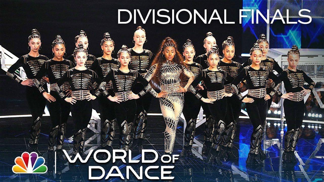 Dancetown Divas Inspire with