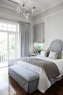 Hamilton Residence Traditional Bedroom Brisbane