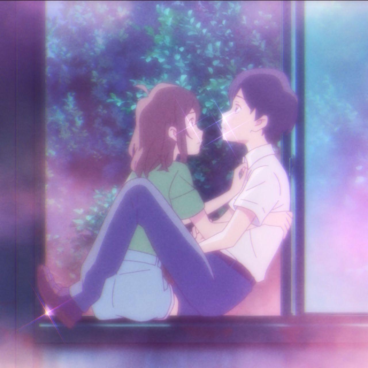 Pin on anime aesthetics ୧⋆。˚