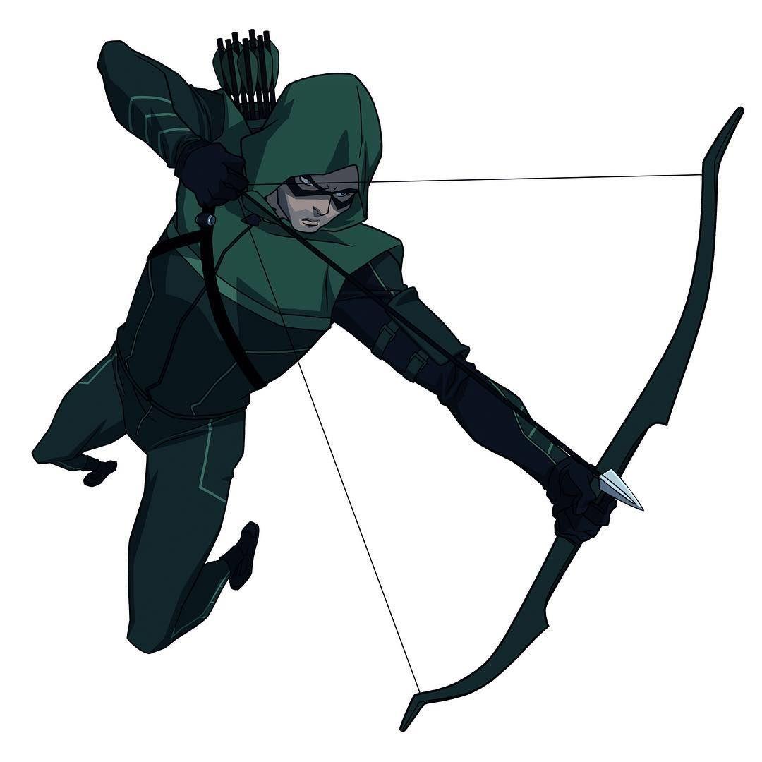 Arrow! #arrow #oliverqueen #vixen #vixenanimated #dccomics ...