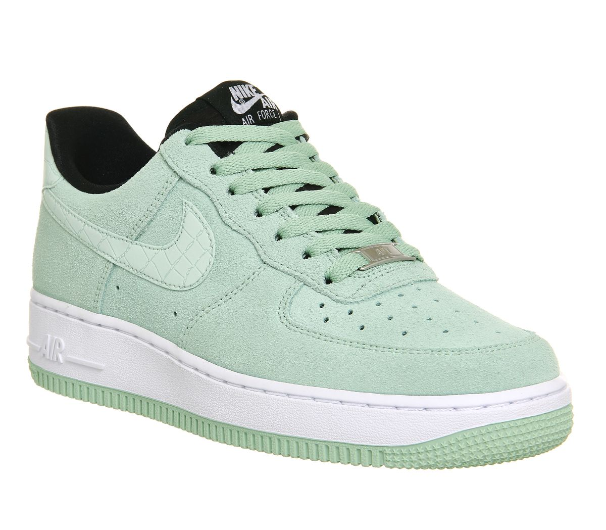 office nike air force. Buy Enamel Green Nike Air Force 1 \u002707 Prm Wmns From OFFICE.co. Office