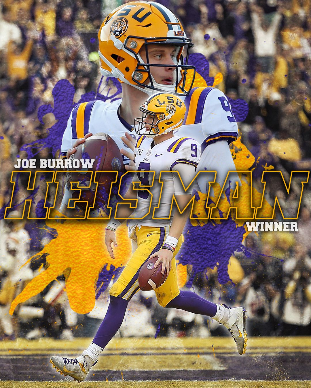 Pin by Terri Shelton on GEAUX TIGERS in 2020 (With images