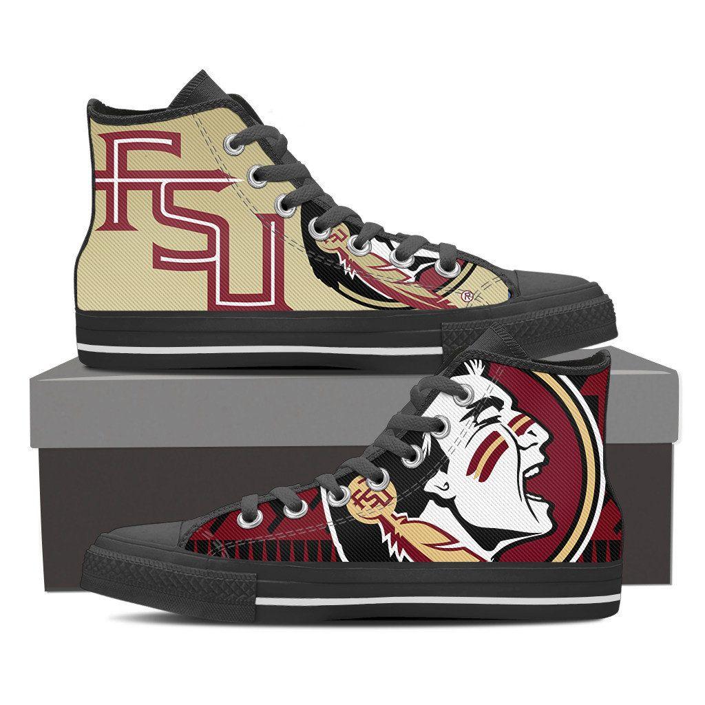 Cool Fsu Florida State Custom Canvas Sneaker Shoes Customized