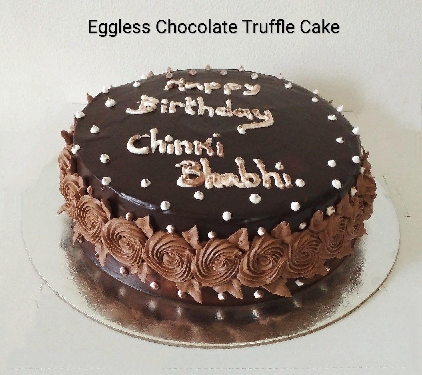 Chocolate Truffle Cake Chocolate Truffle Cake Cake Truffles Cake