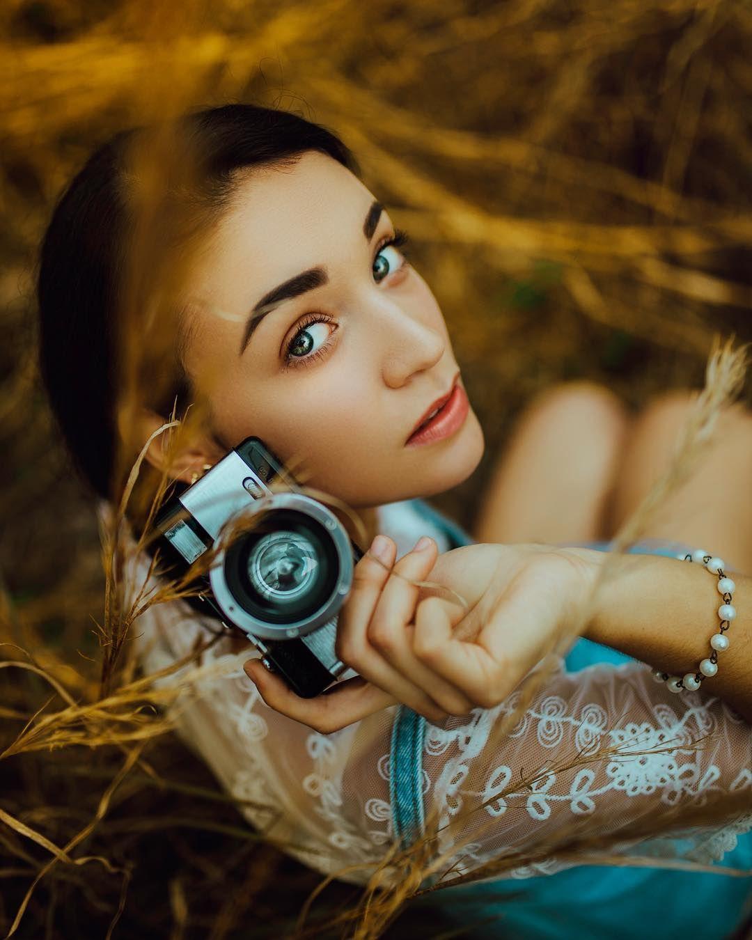 помощью фотокурсы портретная съемка вызывает множество