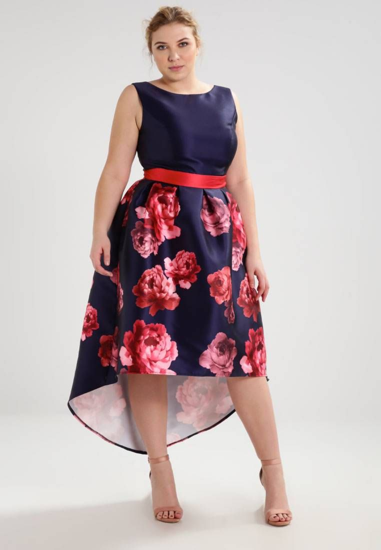 chi chi london curvy. colette - cocktail dress / party dress