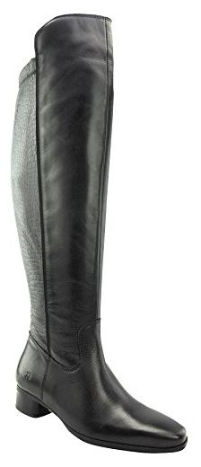 the latest b164d 5aac8 JJ Footwear Damen Stiefel Leder/Stretch Darfield XL Schwarz ...