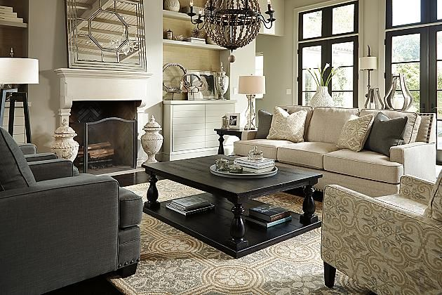 Formal Living Room Sofa And Charcoal Gray Side Chairs Home Pinterest Grey And Beige