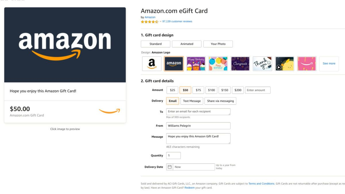 Deal Want Free Money From Amazon Buy Gift Cards Buying Gifts Buy Gift Cards Gift Card