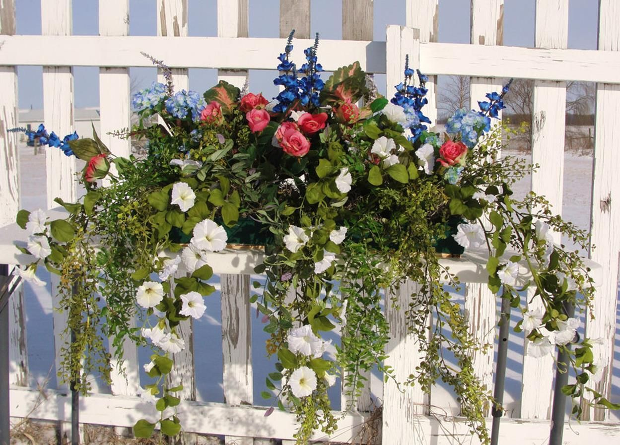 32 Beautiful Ideas Cascading Flowers For Window Boxes Home Outdoor