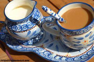 DIY French Vanilla Coffee Creamer #frenchvanillacreamerrecipe