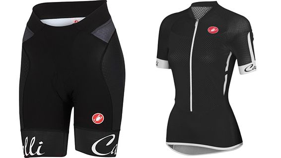 Castelli Climber s W Jersey + Free Aero W Short http   www.bicycling a86e9b3d3