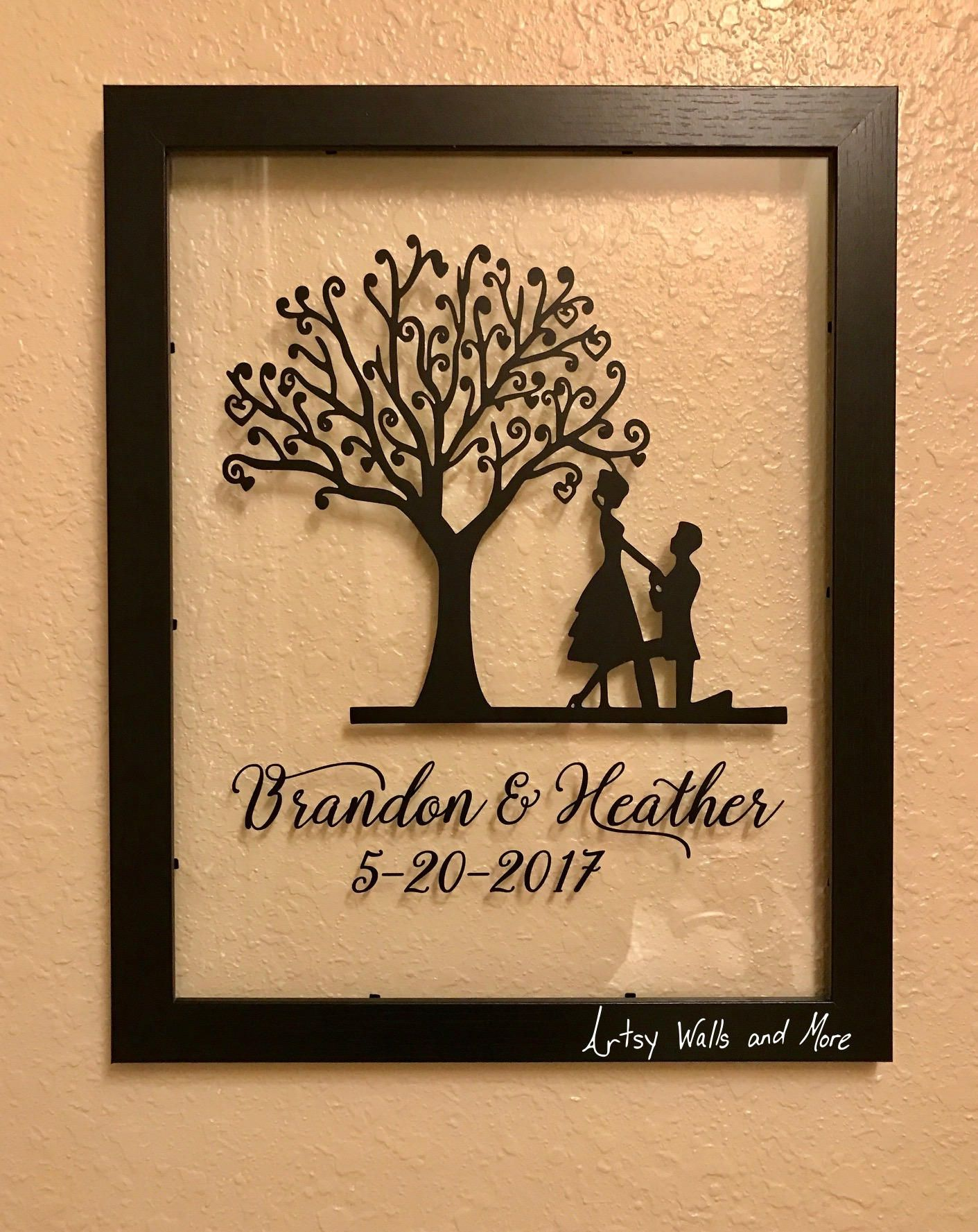 Wedding Picture Gift Personalized Wedding Gift Monogram Dated Wedding Shower Gift Gift Diy Wedding Gifts Personalized Wedding Gifts Wedding Gifts For Bride