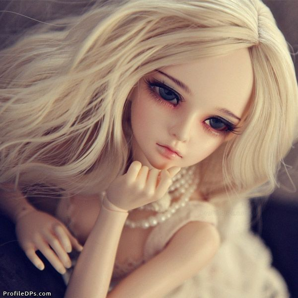 Cute Dolls Profile Pictures And Dps Dp For Whatsapp Cute Dolls Doll Images Hd Fantasy Doll