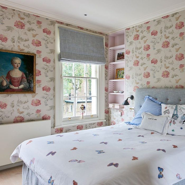 1001 Astuces Et Idees Pour Choisir Un Papier Peint Chambre