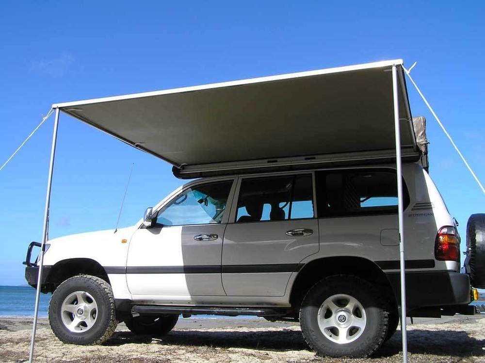 TIGERZ11 MCC EXPLORER WATERPROOF 4WD SIDE AWNING 3M X NEW