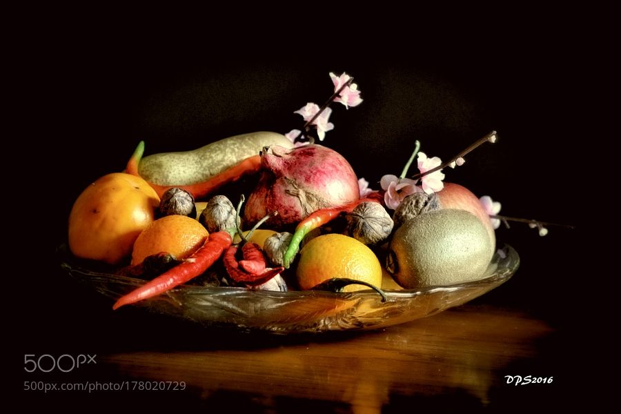 fruit and color.... by donatellopiccone