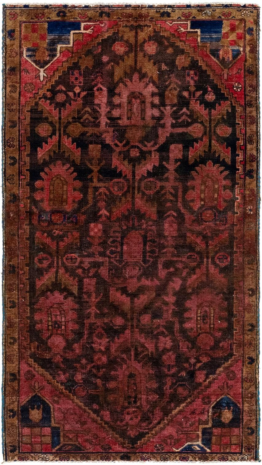 Best 3 4 X 6 Malayer Persian Runner Rug In 2019 Persian Rug 400 x 300