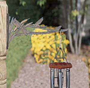 Whitehall Dragonfly Wind Chime Hook