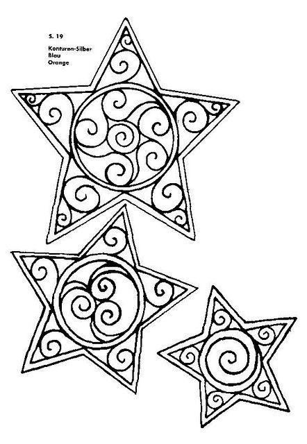 adornos de navidad  stickereimuster stickmuster malvorlagen