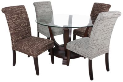 Homemakers Furniture: Dining Table U0026 4 Chairs: C.M.I.: Dining: Dining Sets