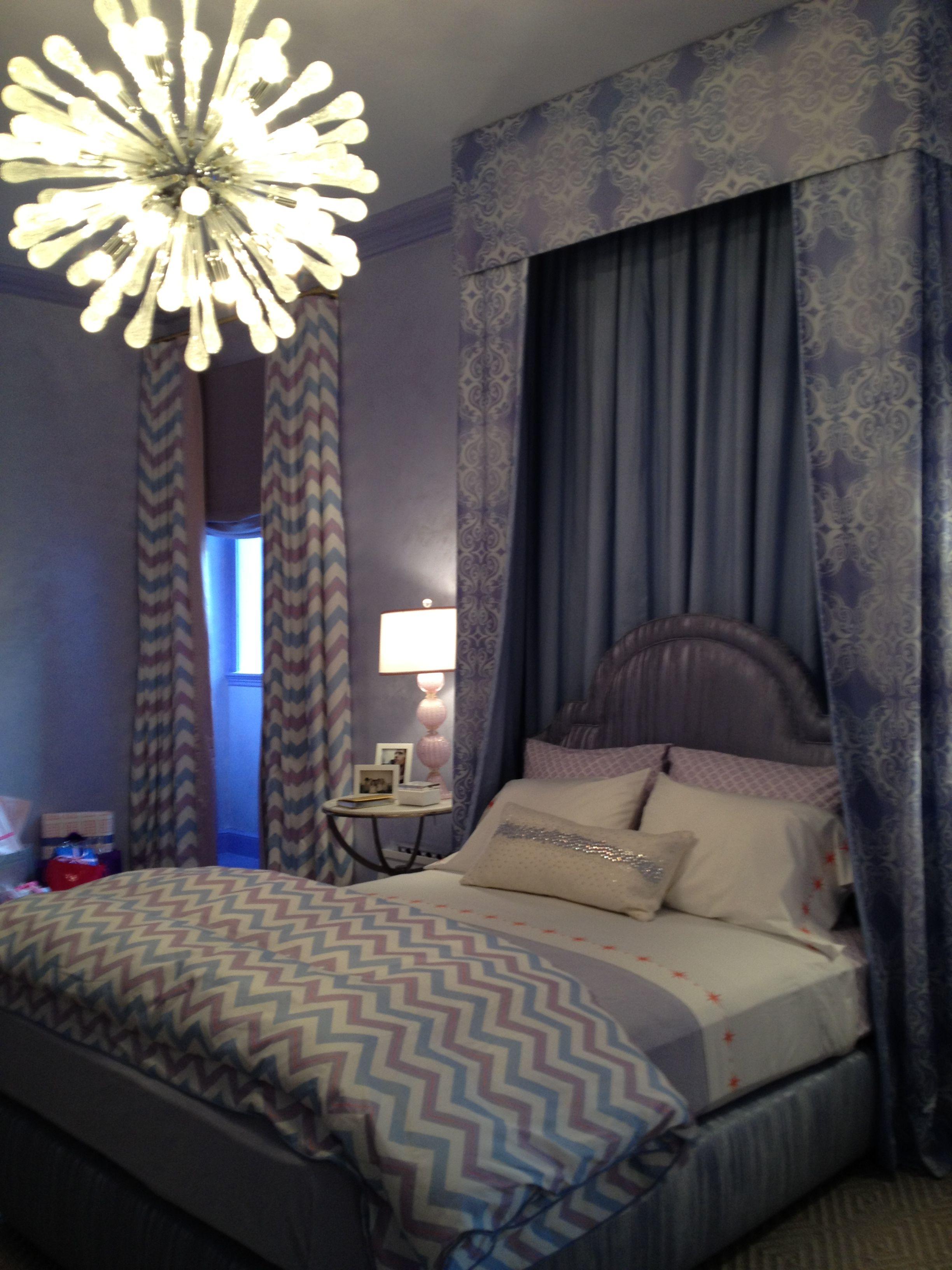 teen bedroom - Robyn Karp Interiors